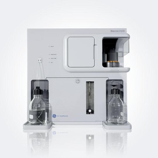 X100 蛋白分析仪