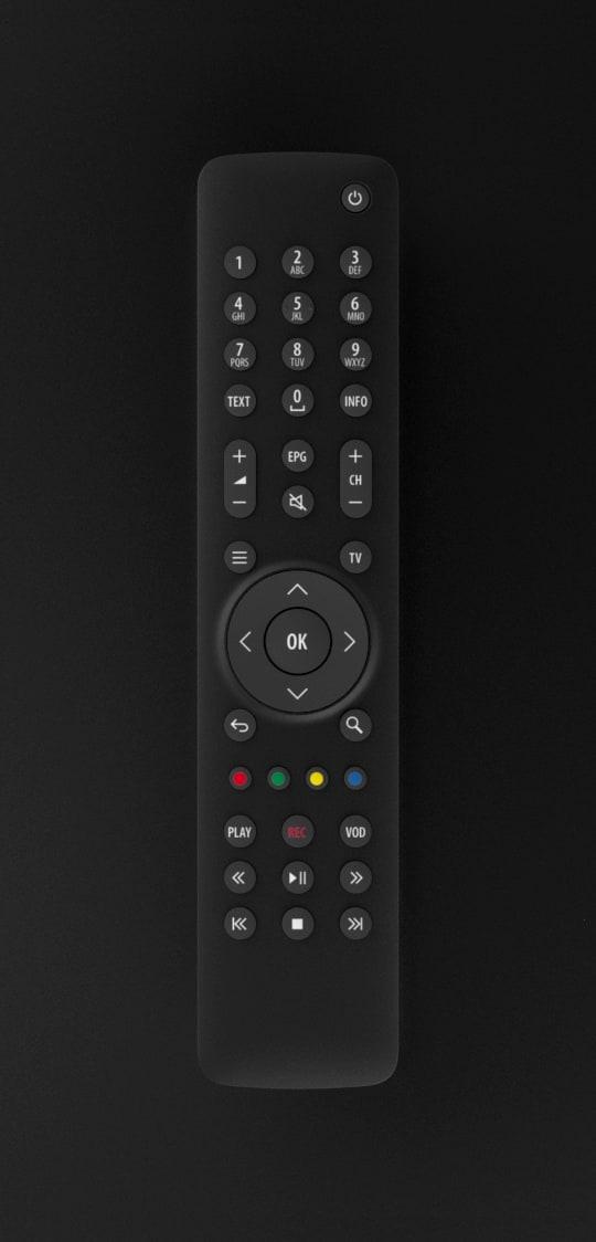 Remote Control 遥控器