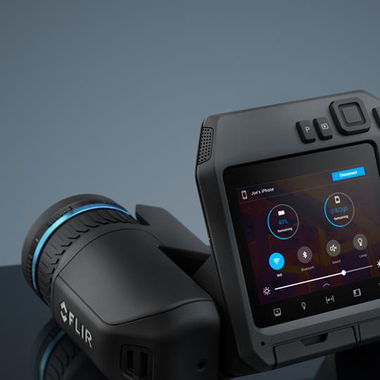 T500  热成像仪