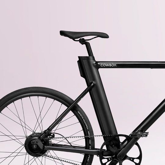 牛仔电动自行车