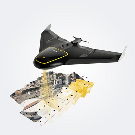 UX5 无人机测绘仪